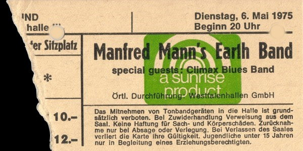 Manfred Mann's Earthband