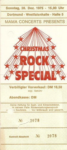 Christmas Rock Special